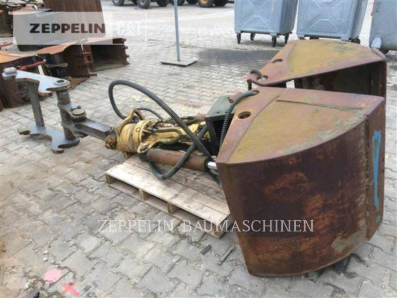 HYDRAULIK-GREIFER-TECHNOLOGIE-GMBH NARZ. ROB. - CHWYTAK ZZ4-800 Greifer equipment  photo 2