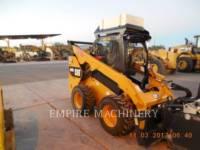 CATERPILLAR MINICARGADORAS 262D equipment  photo 1