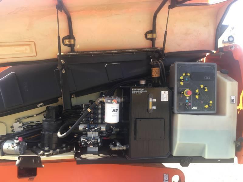 JLG INDUSTRIES, INC. RIDICARE – BRAŢ 600S equipment  photo 14
