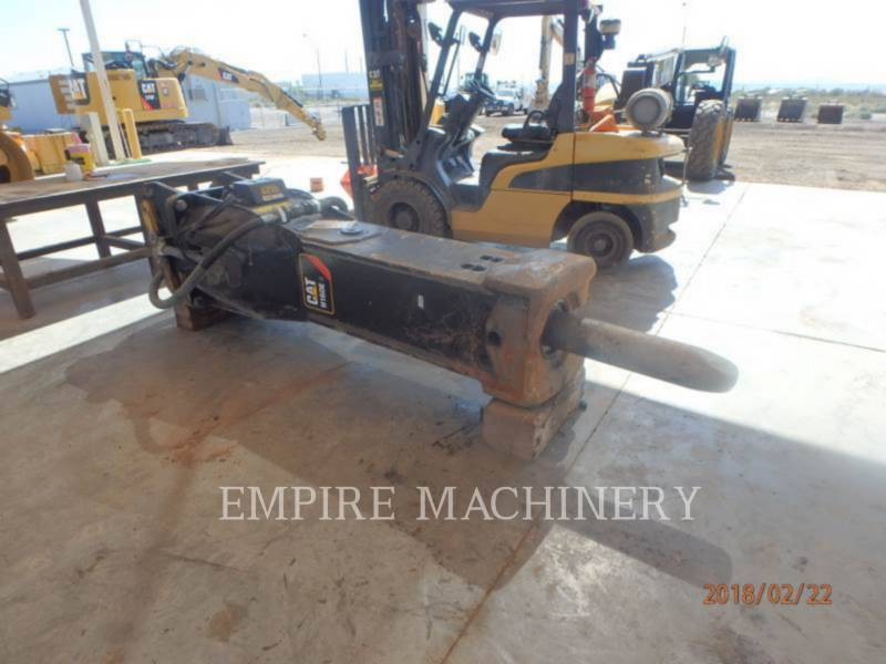 CATERPILLAR AG - HAMMER H160ES equipment  photo 4