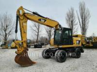 Equipment photo CATERPILLAR M315D WHEEL EXCAVATORS 1