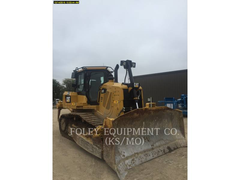 CATERPILLAR TRACK TYPE TRACTORS D7ESU equipment  photo 1