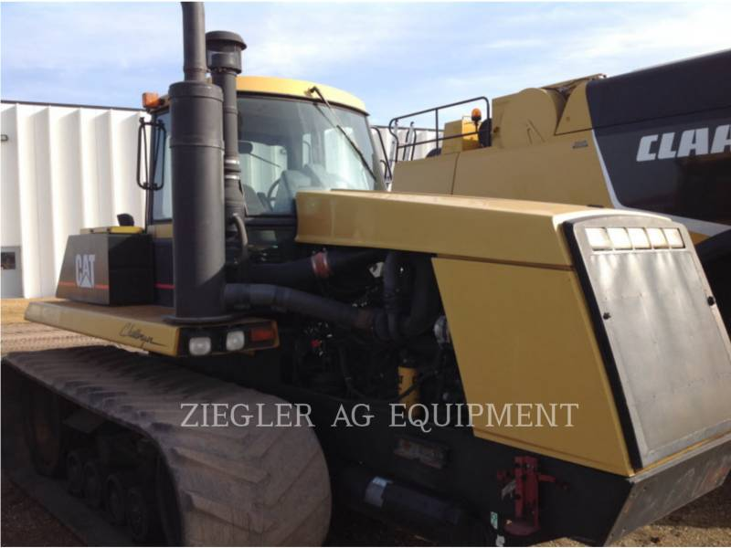 CATERPILLAR TRACTEURS AGRICOLES 85C equipment  photo 16