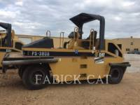 CATERPILLAR PNEUMATIC TIRED COMPACTORS PS-360B equipment  photo 2