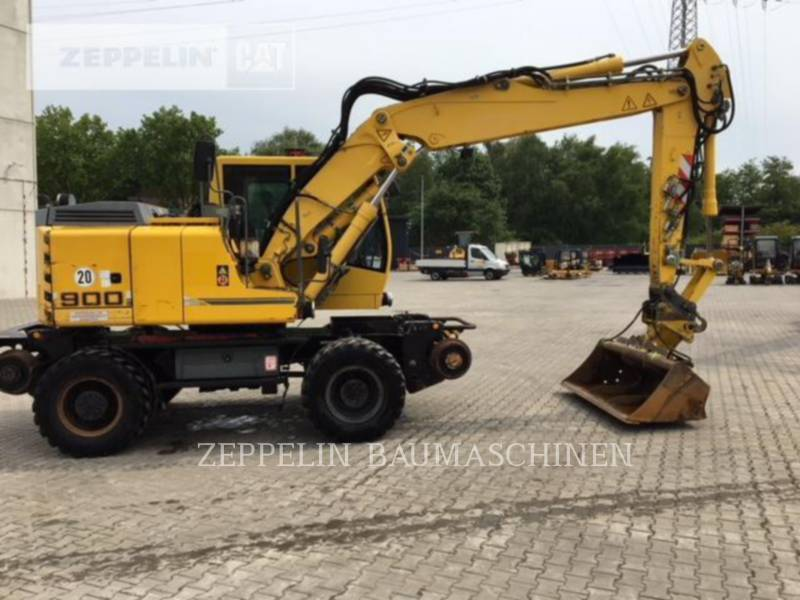 LIEBHERR WHEEL EXCAVATORS A900C ZW L equipment  photo 8