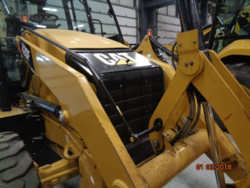 CATERPILLAR TERNE 420FST equipment  photo 19