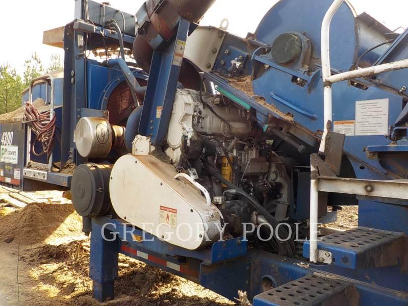 PETERSON CHIPPER, HORIZONTAL 4300 equipment  photo 11