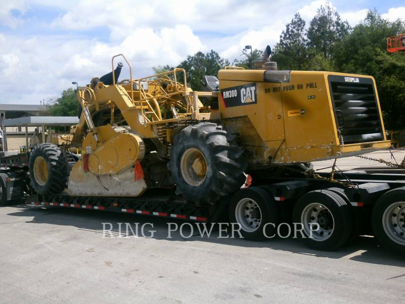 CATERPILLAR STABILIZZATRICI/RIGENERATRICI RM-300 equipment  photo 2