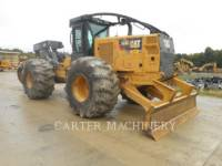 Equipment photo CATERPILLAR 545D EXPLOITATION FORESTIÈRE - DÉBARDEURS 1