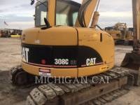 CATERPILLAR TRACK EXCAVATORS 308CCR equipment  photo 8