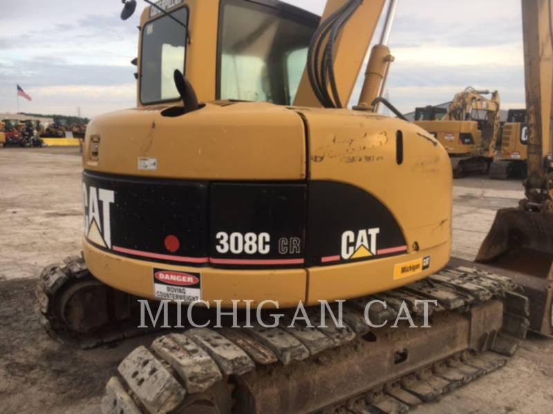 CATERPILLAR EXCAVADORAS DE CADENAS 308CCR equipment  photo 8