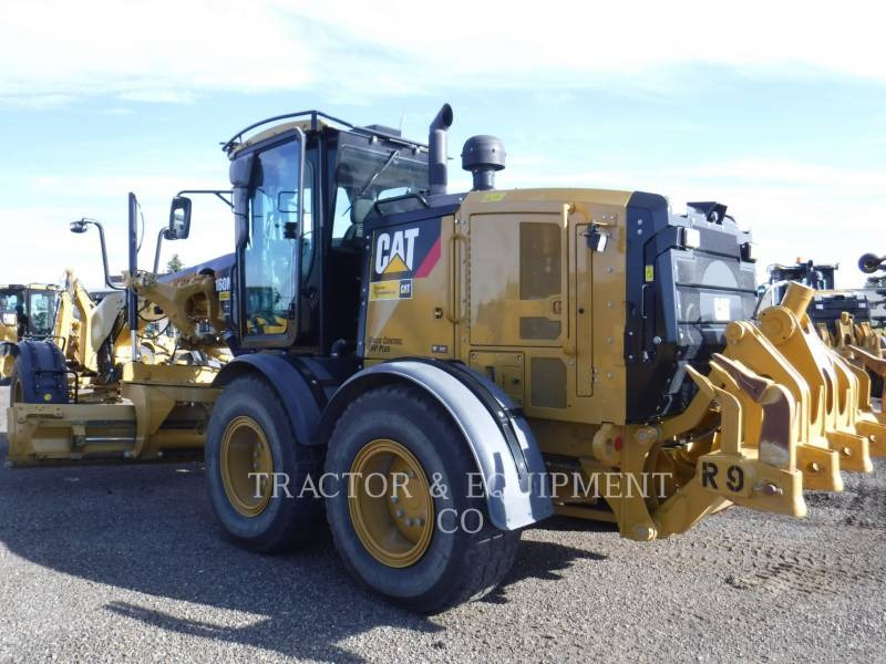 Caterpillar AUTOGREDERE 160M2 equipment  photo 4