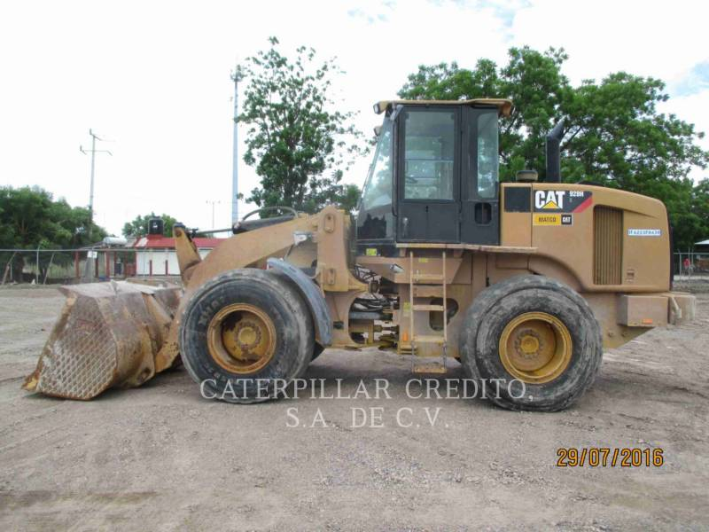 CATERPILLAR WHEEL LOADERS/INTEGRATED TOOLCARRIERS 928HZ equipment  photo 1