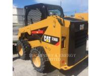 Equipment photo CATERPILLAR 236D2 CHARGEURS COMPACTS RIGIDES 1