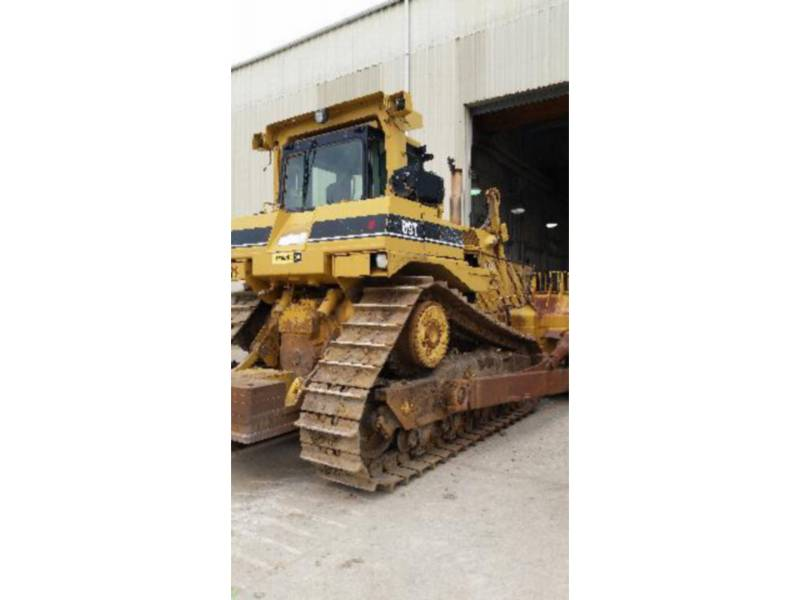 CATERPILLAR 鉱業用ブルドーザ D9T equipment  photo 3