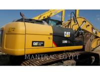Equipment photo CATERPILLAR 329D2L KETTEN-HYDRAULIKBAGGER 1