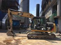 Equipment photo CATERPILLAR 313D2GC EXCAVADORAS DE CADENAS 1