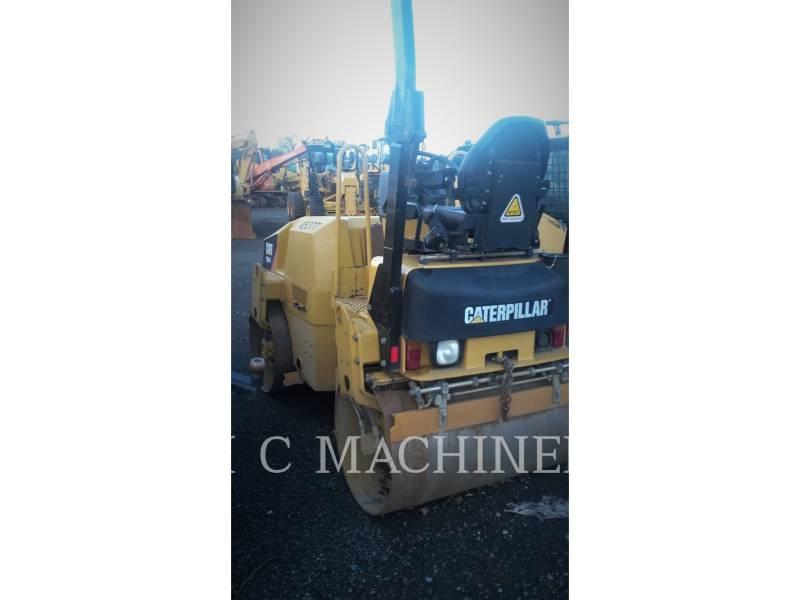 CATERPILLAR FINISSEURS CB24 equipment  photo 4