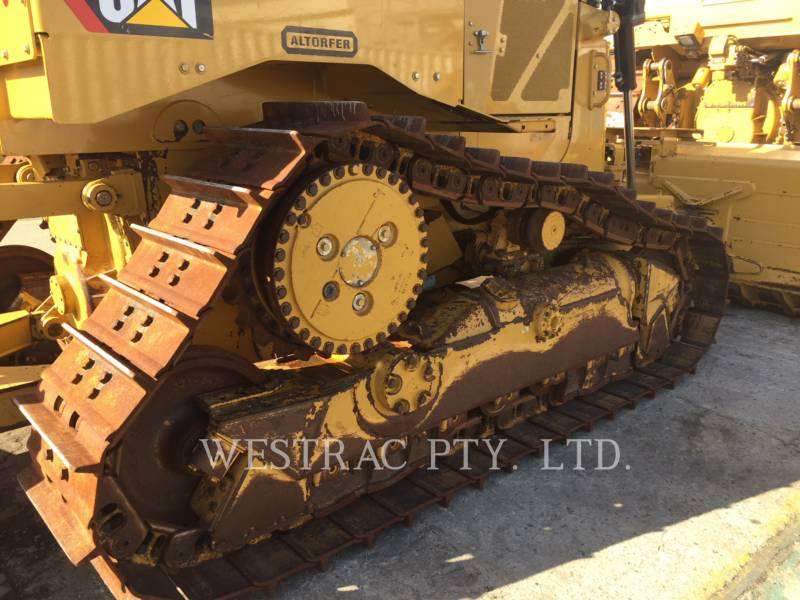 CATERPILLAR TRACK TYPE TRACTORS D6TVP equipment  photo 2