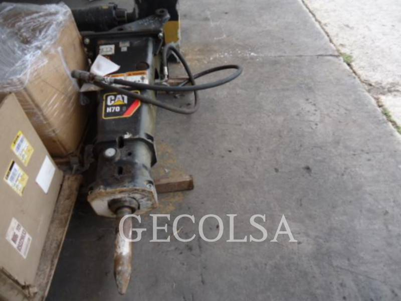 CAT ATTACHMENTS  HAMMER H70 equipment  photo 3
