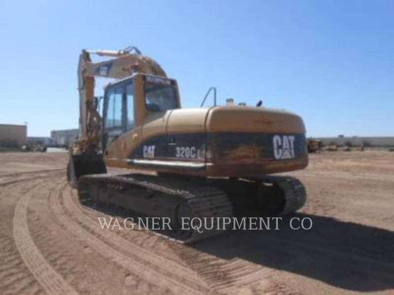 CATERPILLAR TRACK EXCAVATORS 320CL THB equipment  photo 2
