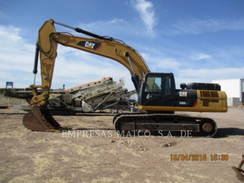 CATERPILLAR TRACK EXCAVATORS 336D2L equipment  photo 2
