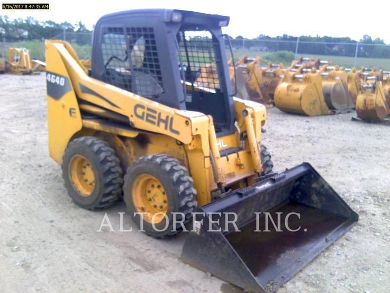 GEHL COMPANY スキッド・ステア・ローダ 4640 equipment  photo 1