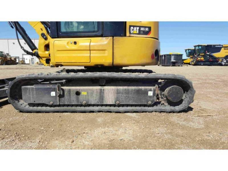 CATERPILLAR ESCAVADEIRAS 303.5E2CR equipment  photo 9