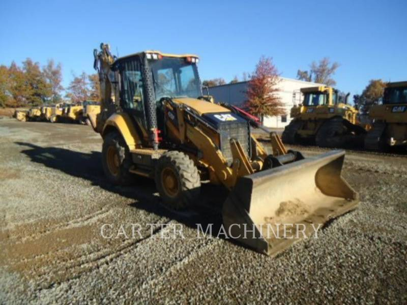 CATERPILLAR SCHÜRFZÜGE 420F2IT AC equipment  photo 2