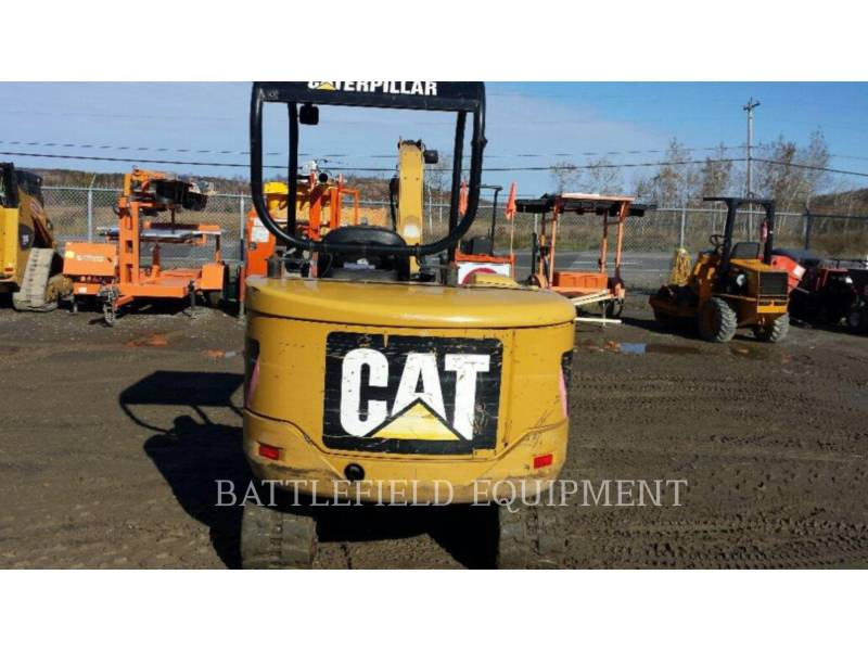 CATERPILLAR PELLES SUR CHAINES 302.5C equipment  photo 3