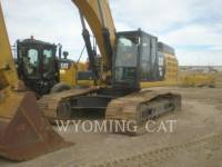 CATERPILLAR KETTEN-HYDRAULIKBAGGER 349EL equipment  photo 5