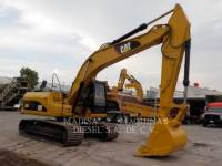 Equipment photo CATERPILLAR 320D ESCAVADEIRAS 1