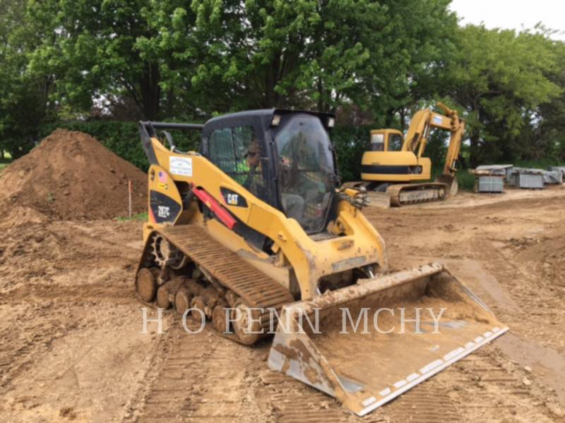 CATERPILLAR CHARGEURS TOUT TERRAIN 287C equipment  photo 3