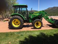 Equipment photo JOHN DEERE 5083 AGRARISCHE TRACTOREN 1