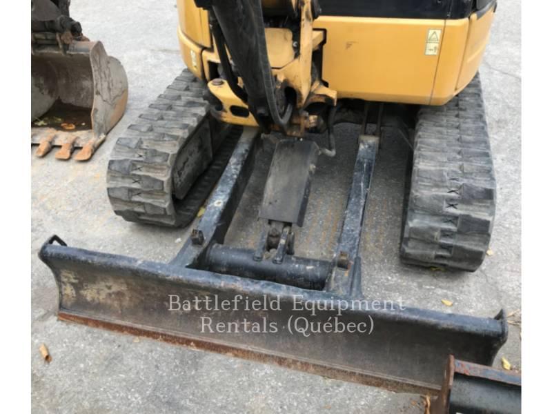 CATERPILLAR TRACK EXCAVATORS 303CCR equipment  photo 7