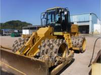 Equipment photo CATERPILLAR 815F COMPACTEURS 1