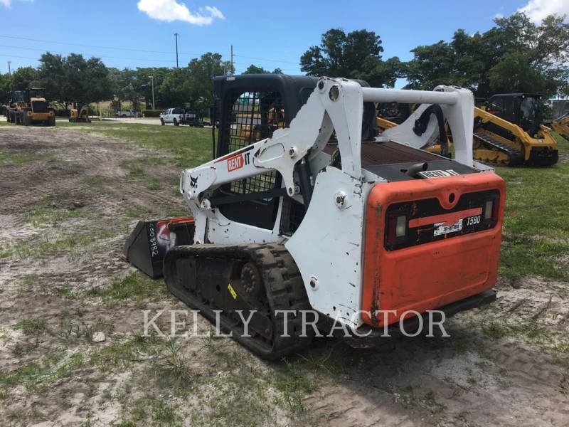 BOBCAT MULTI TERRAIN LOADERS T-590 equipment  photo 4