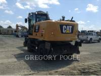 CATERPILLAR KOPARKI KOŁOWE M318F equipment  photo 4