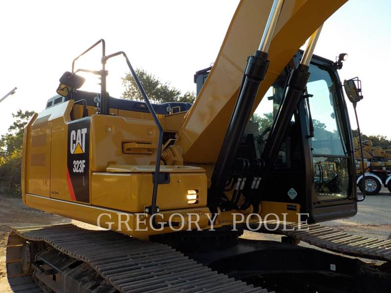 CATERPILLAR TRACK EXCAVATORS 323F L equipment  photo 5