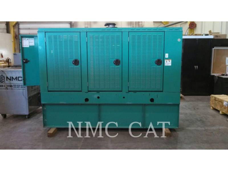 CUMMINS STATIONARY GENERATOR SETS DGEA equipment  photo 2