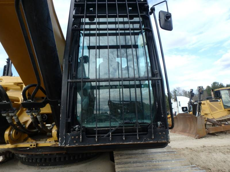 CATERPILLAR TRACK EXCAVATORS 349FL equipment  photo 7