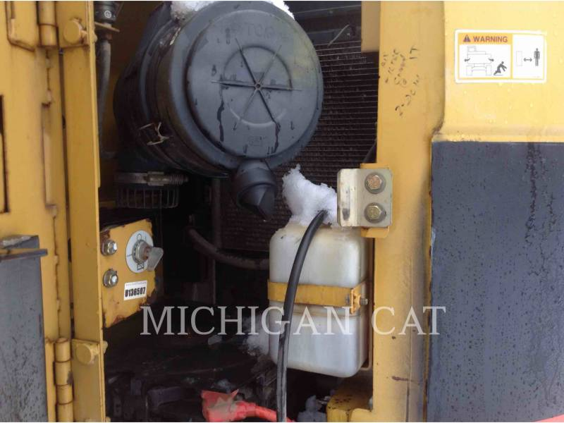 CATERPILLAR TRACK EXCAVATORS 314CCR equipment  photo 7