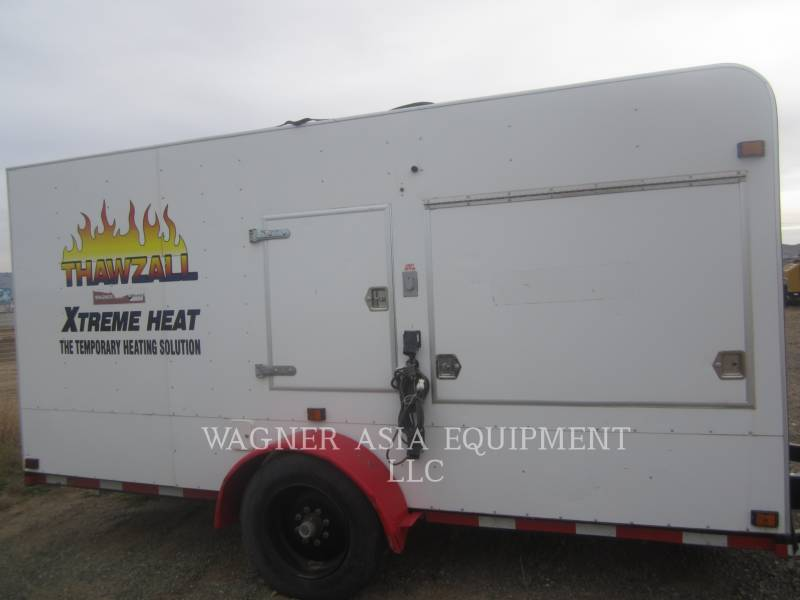 GROUND HEATERS INC HVAC: HEATING, VENTILATION, AND AIR CONDITIONING THAWZALL XH850 equipment  photo 7