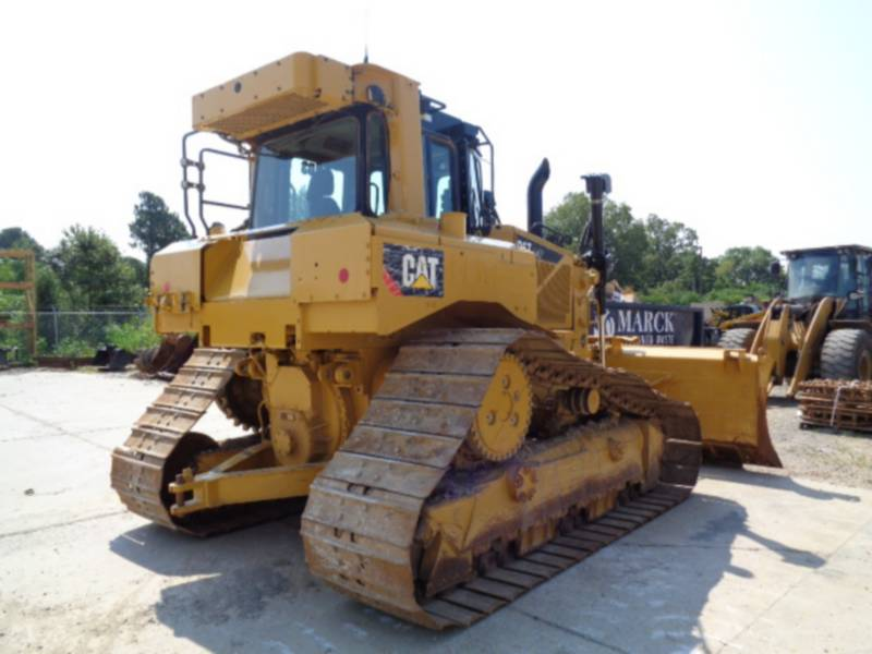 CATERPILLAR TRACK TYPE TRACTORS D6TLGPVP equipment  photo 7