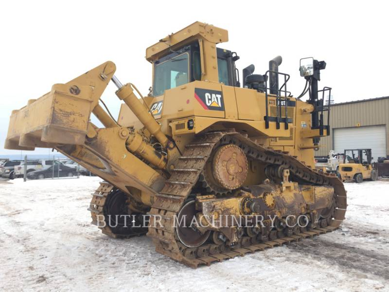 CATERPILLAR MINING TRACK TYPE TRACTOR D10T2 equipment  photo 3