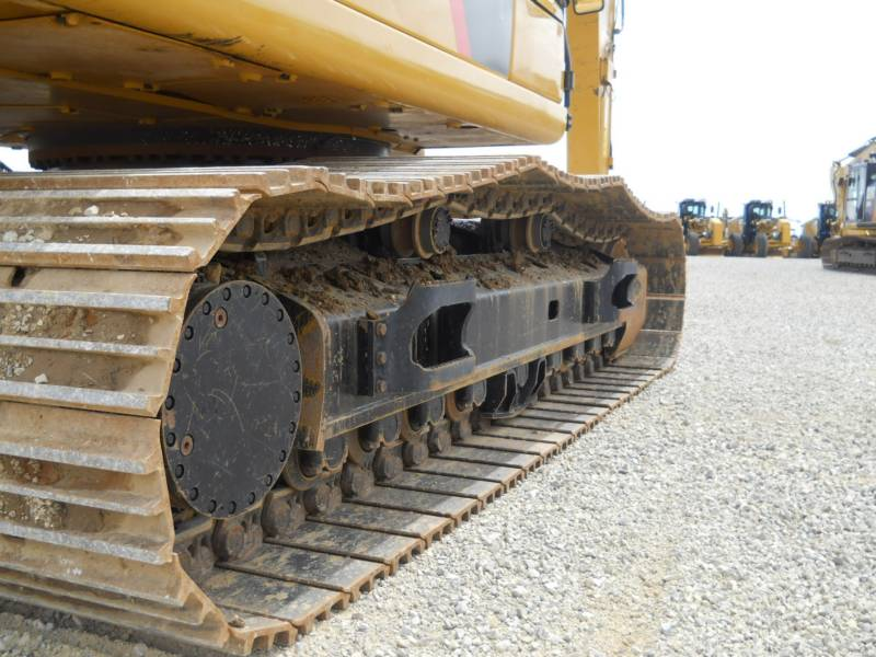CATERPILLAR EXCAVADORAS DE CADENAS 349FL equipment  photo 11