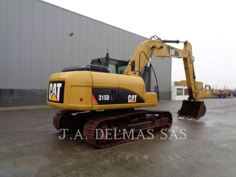 CATERPILLAR PELLES SUR CHAINES 315DL equipment  photo 8