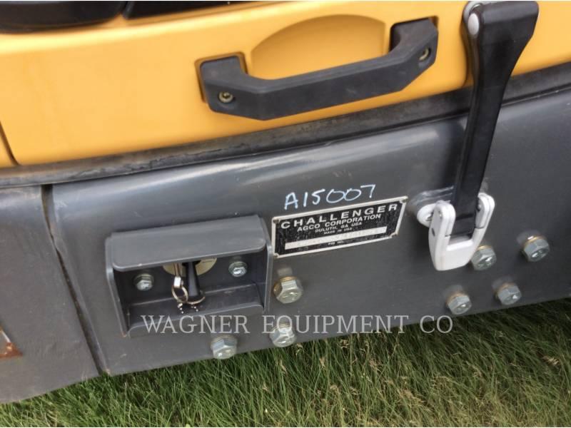 AGCO TRACTEURS AGRICOLES MT865C equipment  photo 10