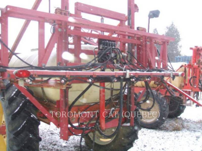 OTHER FRENCH MFGRS ROZPYLACZ 500 equipment  photo 4