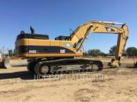 CATERPILLAR EXCAVADORAS DE CADENAS 345CL equipment  photo 4